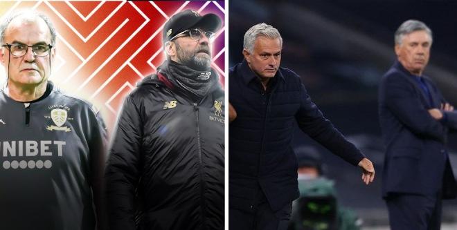 """Ngoại hạng Anh mở màn: Mourinho so tài Ancelotti, Klopp đấu """"Gã điên"""", xem ngay trên 24h.com.vn - 1"""