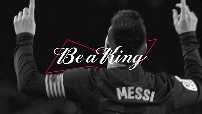 """Lionel Messi lan tỏa thông điệp toàn cầu – """"Chất vua không lùi bước"""" - 4"""