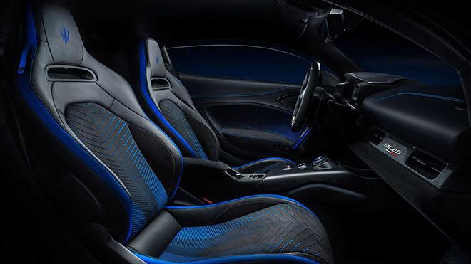 Siêu xe hoàn toàn mới của thương hiệu Maserati chính thức ra mắt - 13
