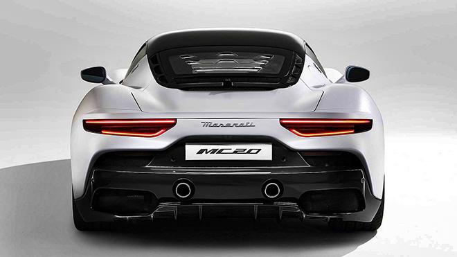 Siêu xe hoàn toàn mới của thương hiệu Maserati chính thức ra mắt - 9