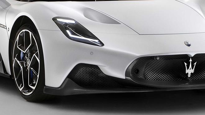 Siêu xe hoàn toàn mới của thương hiệu Maserati chính thức ra mắt - 7