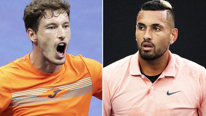 """Thầy cũ Djokovic """"ngượng mặt"""", Kyrgios bị phản đòn vì """"vạ mồm"""" ở US Open - 2"""