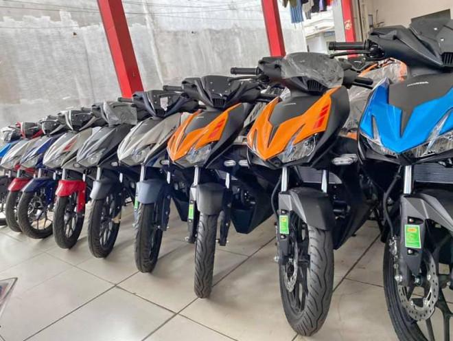 Lý giải nguyên nhân Honda Winner X giảm giá còn 29 triệu đồng - 1