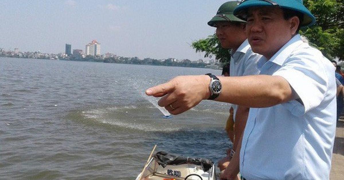 Báo cáo phòng, chống tham nhũng của Chính phủ nêu tên ông Nguyễn Đức Chung - 1