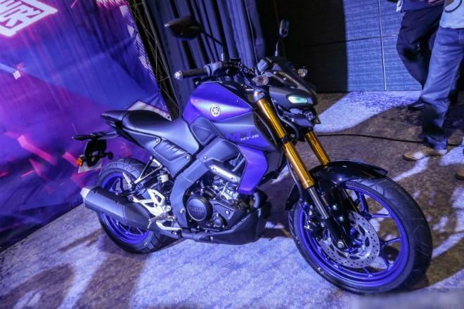 2020 Yamaha MT-15 mở rộng thị trường, so kè Honda CB150R Streetster - 1