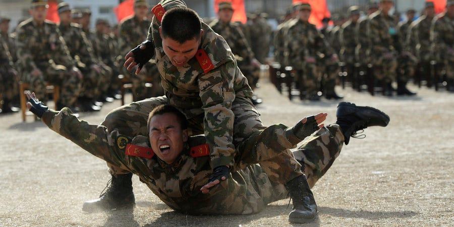 Chi tiết sức mạnh quân sự Trung Quốc năm 2020 khiến Mỹ lo ngại - 1