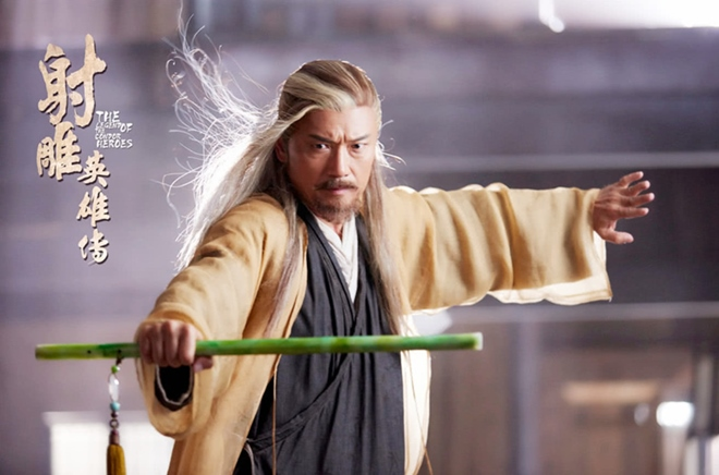 Không phải Lý Mạc Sầu, đây mới là kẻ độc ác nhất trong phim Kim Dung - 1