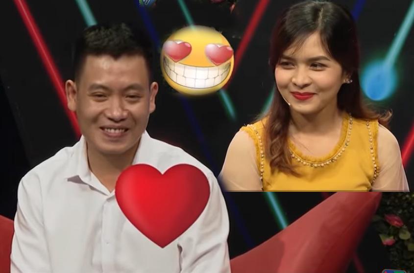 Thấy cô gái Quảng Ngãi xinh đẹp, anh sếp ngồi dưới giành bấm nút hẹn hò - 1