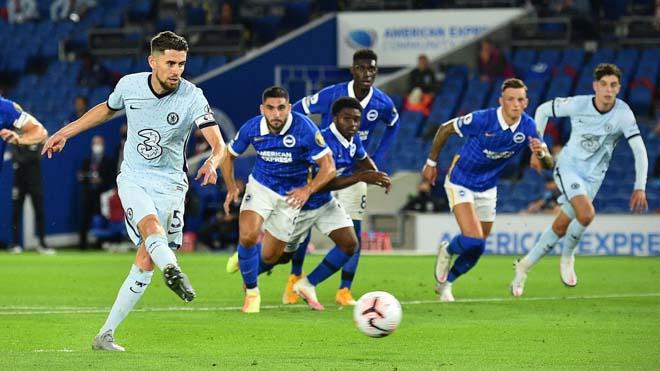 Cực nóng BXH Ngoại hạng Anh: Chelsea ghi 3 bàn có dẫn đầu sau vòng 1? - 1