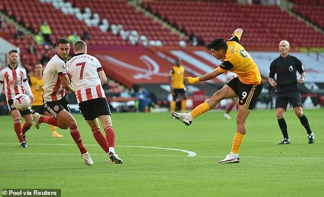Video highlight trận Sheffield United – Wolves: 3 phút 2 bàn, định đoạt chóng vánh - 1