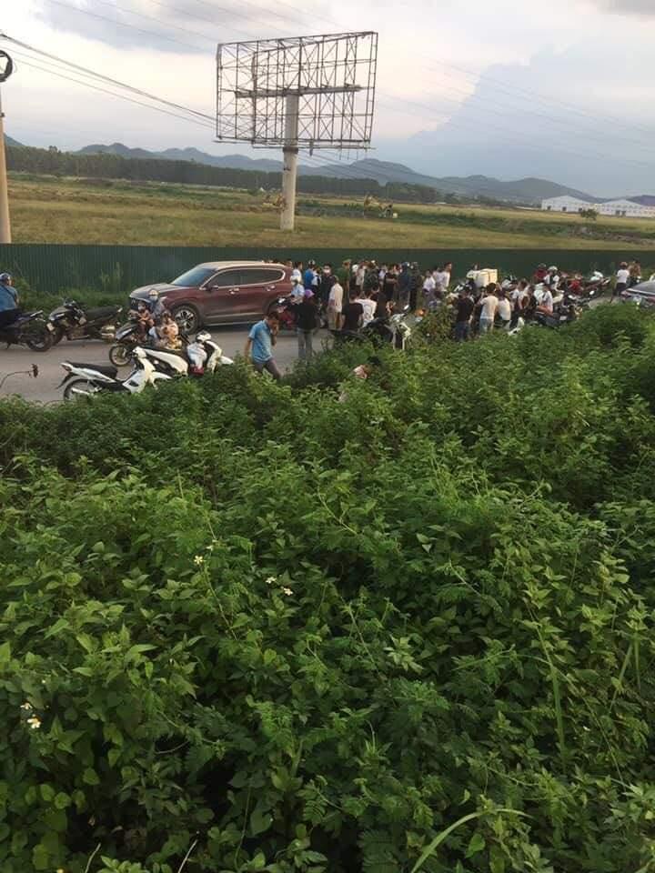 Vụ cảnh sát cơ động bị tông tử vong: Tạm giữ tài xế và phụ xe - 1