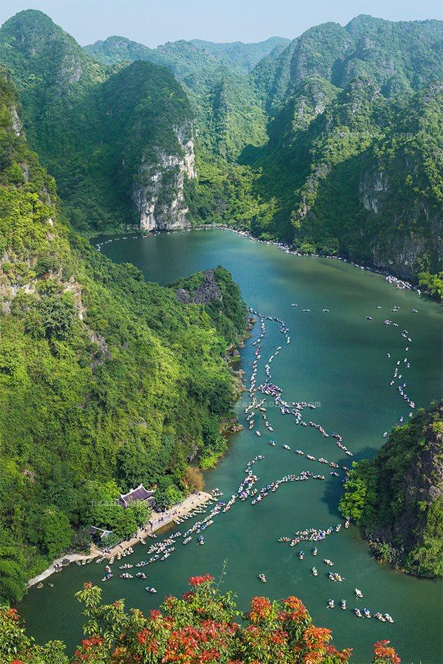 10 điểm cuốn hút nhất tại Ninh Bình trong mắt du khách nước ngoài - 1