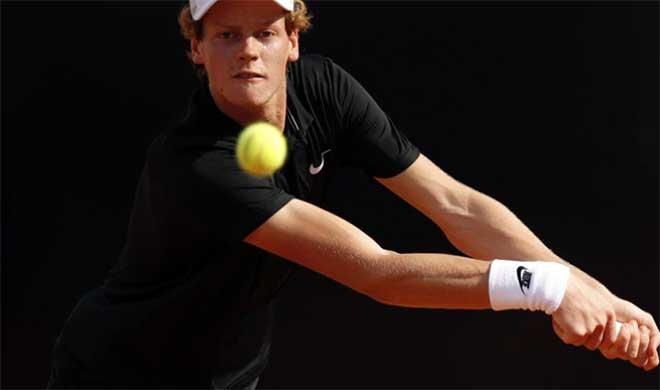 Rome Masters ngày 3: Tsitsipas thua sốc tay vợt 19 tuổi - 1
