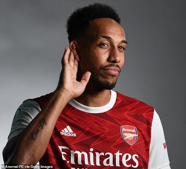 Aubameyang chính thức gia hạn hợp đồng với Arsenal, lương cao nhất đội - 1