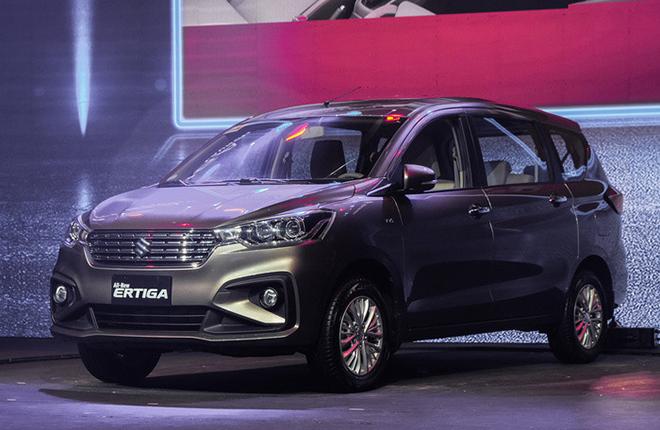 Giá xe Suzuki Ertiga lăn bánh mới nhất tháng 9/2020 - 1
