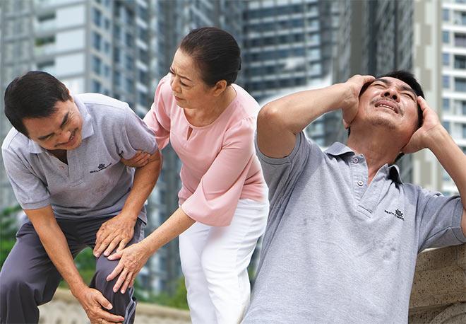 Những dấu hiệu nào báo trước cơn đột quỵ sau 50 tuổi cần lưu ý? - 1