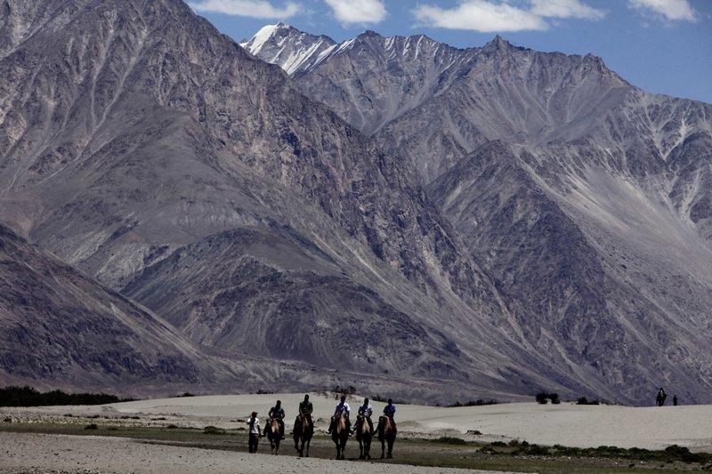 """Núi """"ăn thịt người"""": Điểm mấu chốt khiến binh sĩ TQ """"bó tay"""" ở biên giới Ấn Độ? - 1"""