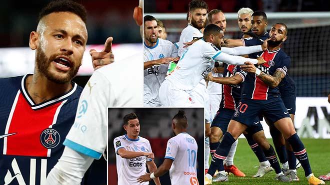 Tin mới nhất trận cầu 5 thẻ đỏ có PSG: Neymar bị tố ngược vì phát ngôn sốc - 1