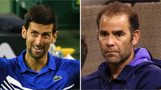 Tin thể thao HOT 16/9: Djokovic qua mặt Pete Sampras, mơ lật đổ Federer - 1