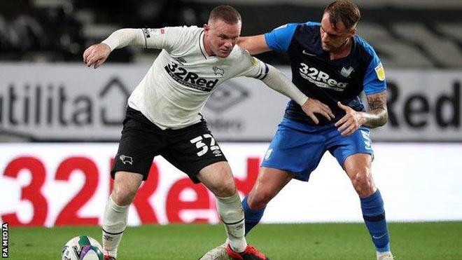 """Đội của Rooney thua ngược phút bù giờ, """"trai hư từ chối MU"""" lập siêu phẩm - 1"""