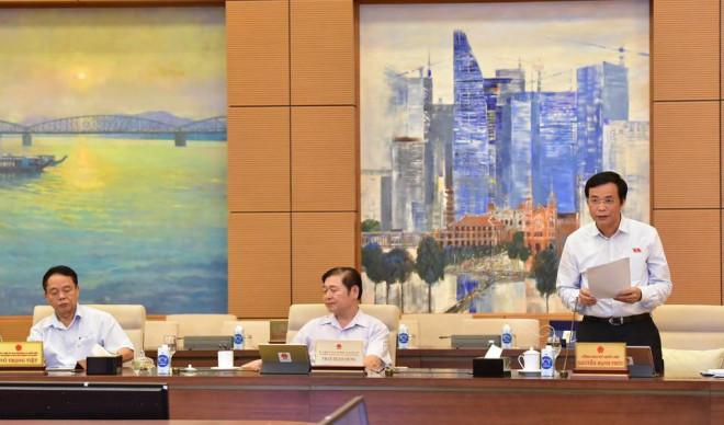 Tháng 10, trình Quốc hội bãi nhiệm tư cách đại biểu Quốc hội ông Phạm Phú Quốc - 1