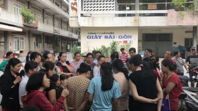 """Mất vốn chủ sở hữu nhiều năm, Giày Sài Gòn vẫn """"đòi"""" thuê đất vàng quận 10 - 1"""