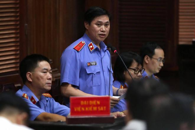 VKS đề nghị mức hình phạt đối với ông Nguyễn Thành Tài và đồng phạm - 1