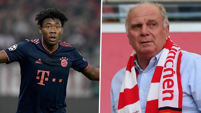 """Alaba mâu thuẫn gay gắt với Bayern Munich: MU nên nhanh tay đoạt """"bom tấn"""" - 1"""