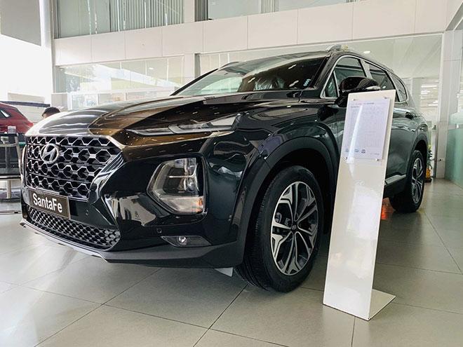 Hyundai Santafe: chiếc SUV thành công nhất của Hyundai giờ ra sao? - 1