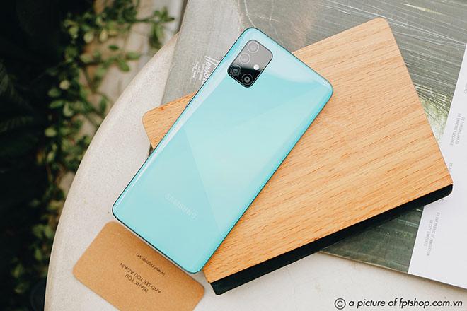 Rước ngay Galaxy A51 với chỉ 2,4 triệu đồng tại FPT Shop - 1