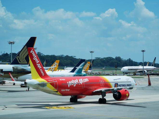 Vietjet thông báo kế hoạch mở lại đường bay quốc tế với các chuyến bay an toàn - 1