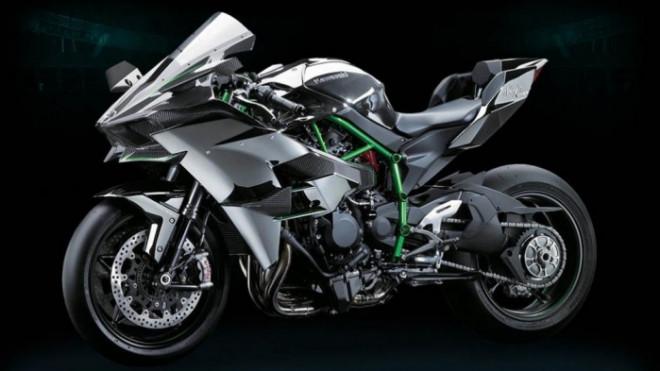 Ma vương tốc độ Kawasaki Ninja H2R sắp bị khai tử - 1