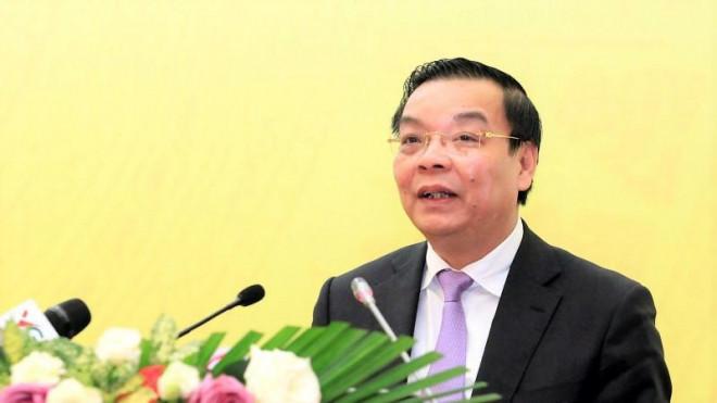 Bộ Chính trị điều động Bộ trưởng Bộ Khoa học và Công nghệ Chu Ngọc Anh nhận công tác mới - 1