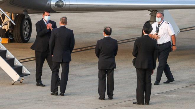 18 máy bay Trung Quốc tiếp cận Đài Loan khi thứ trưởng Mỹ thăm hòn đảo - 1