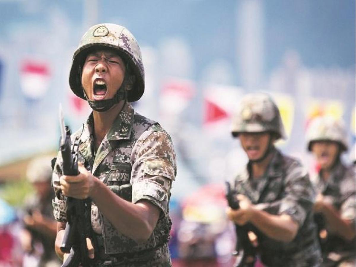 Quân đội TQ mở nhạc cho binh sĩ Ấn Độ nghe ở biên giới: Tiếng hát gợi nhắc chiến tranh - 1