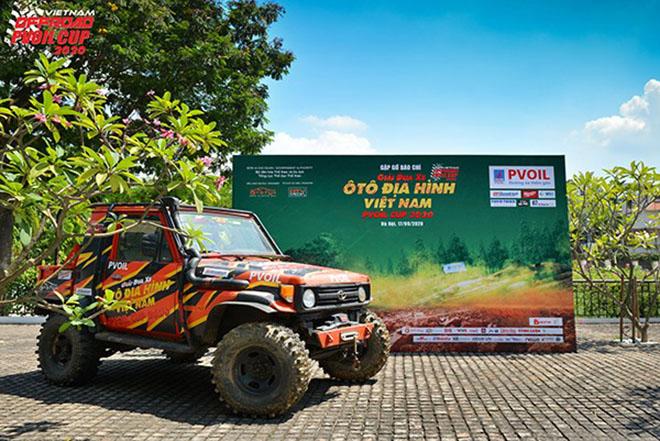 """Giải đua xe ô tô địa hình Việt Nam 2020 sắp khởi tranh, nhiều cung đường """"khó nhằn"""" - 1"""