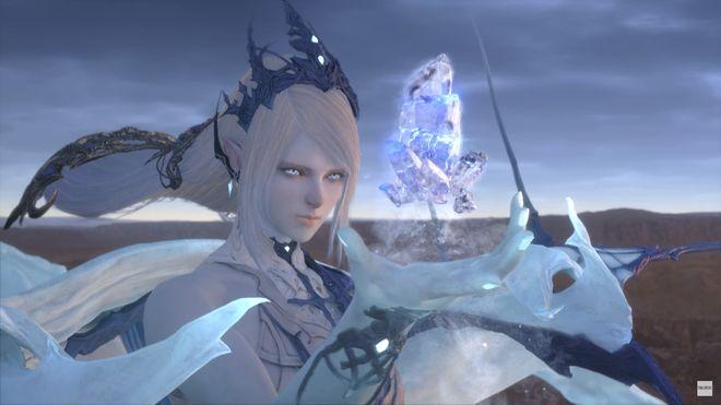 Dòng game vĩ đại nhất mọi thời đại Final Fantasy XVI trình làng cho PS5 - 1