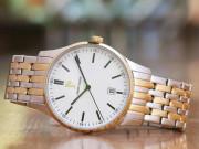 Philippe Auguste - đồng hồ châu Âu đẳng cấp dành cho quý ông Việt, giá chỉ từ 4 triệu đồng