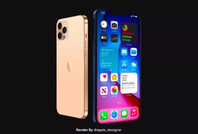 Những thay đổi lớn nhất được mong đợi giữa iPhone 12 Pro và iPhone X - 1