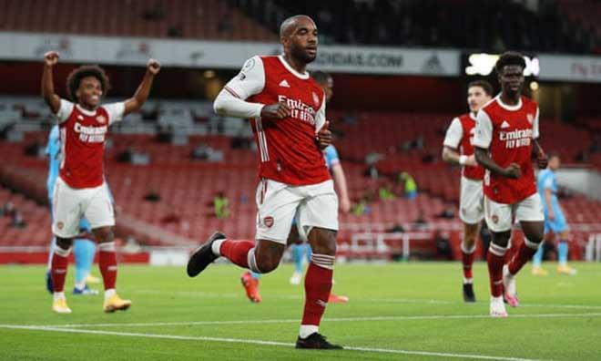 Video highlight trận Arsenal - West Ham: Ông lớn bị áp đảo, người hùng dự bị - 1