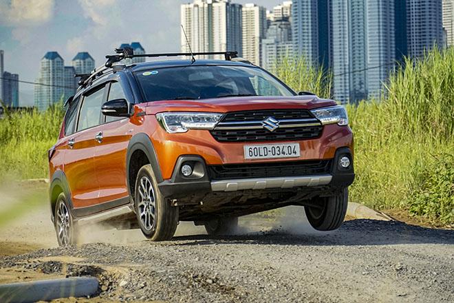 Suzuki XL7 là SUV 7 chỗ tiết kiệm nhiên liệu nhất tại Việt Nam - 1