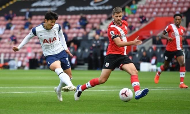 Video highlight trận Southampton - Tottenham: Cú poker của Son Heung Min, đại tiệc 7 bàn - 1