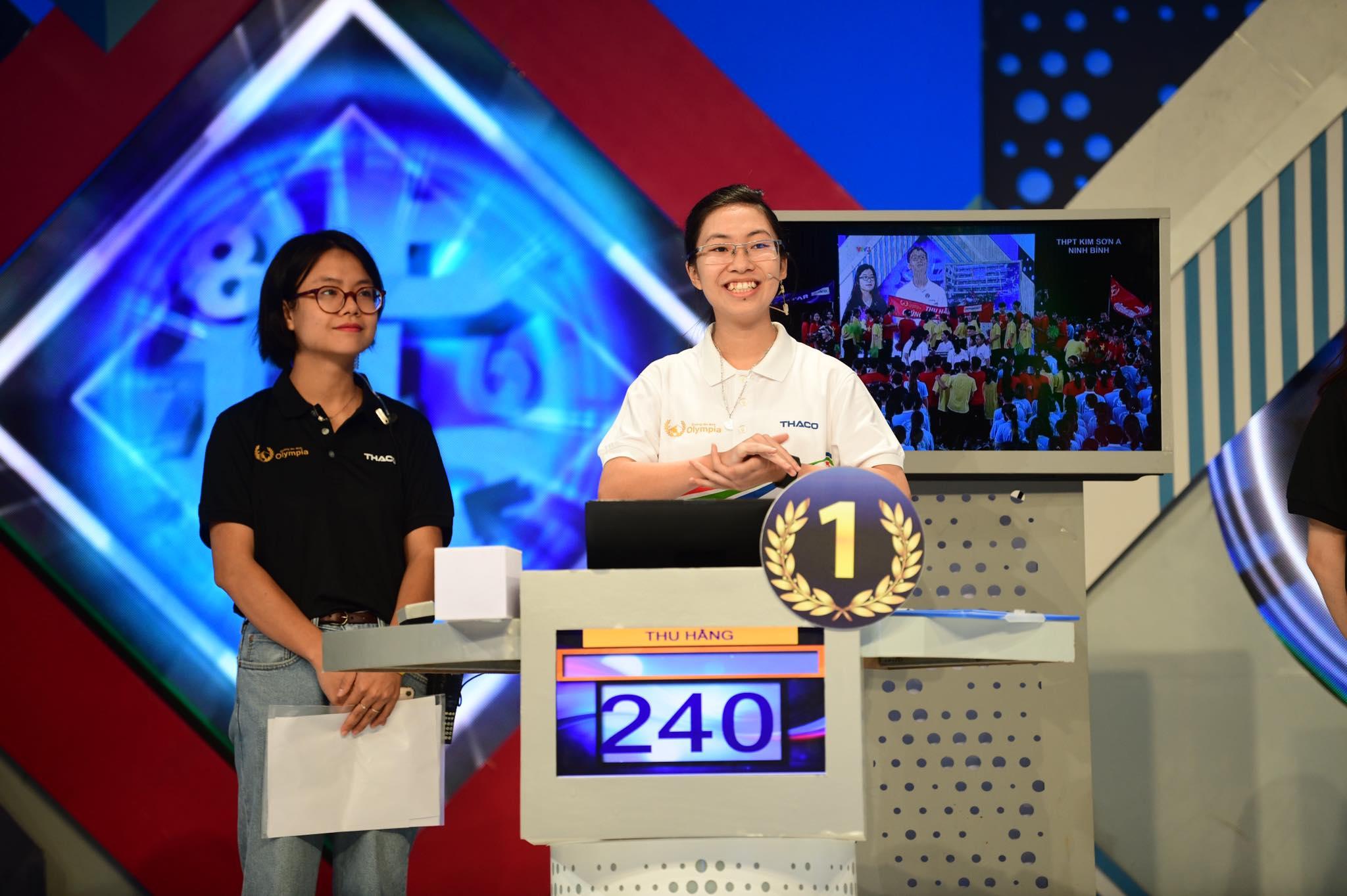 """Đánh bật 3 chàng trai, vô địch """"Đường lên đỉnh Olympia 2020"""", cô gái Ninh Bình nói gì? - 1"""