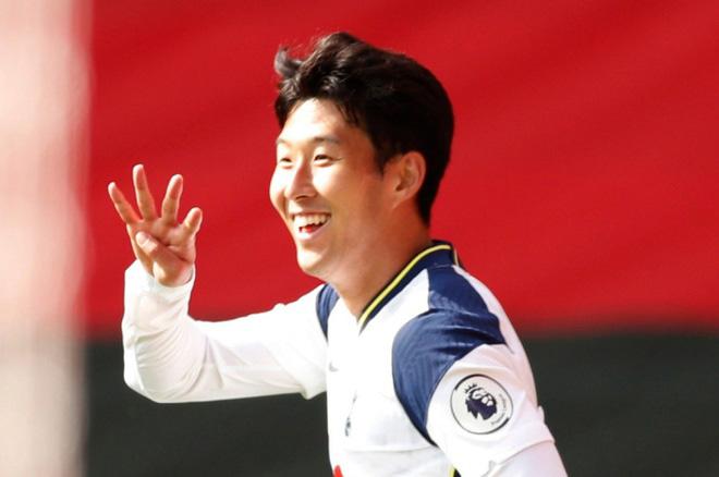 Son Heung Min nhận lương bao nhiêu ở Tottenham, đáng giá từng xu thời Mourinho? - 1