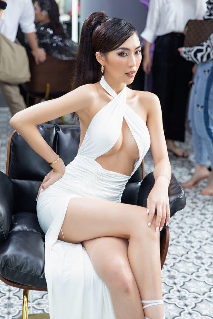 Sao Việt chuộng trang phục cut-out - 1