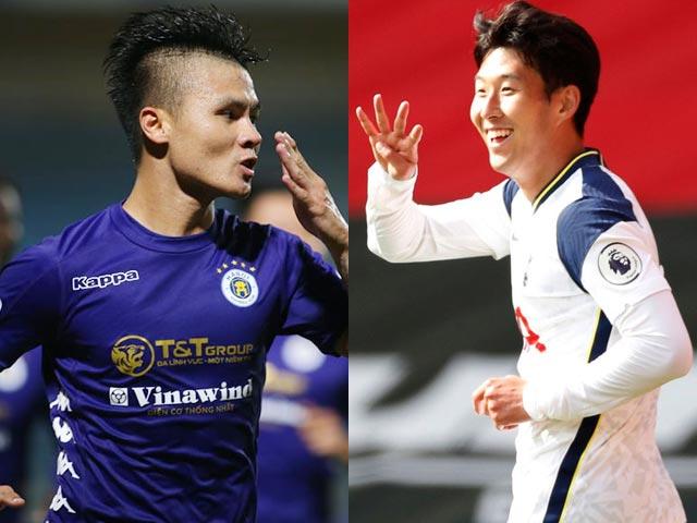 Từ Quang Hải đến Son Heung Min, ngôi sao bùng nổ làm nức lòng triệu fan - 1