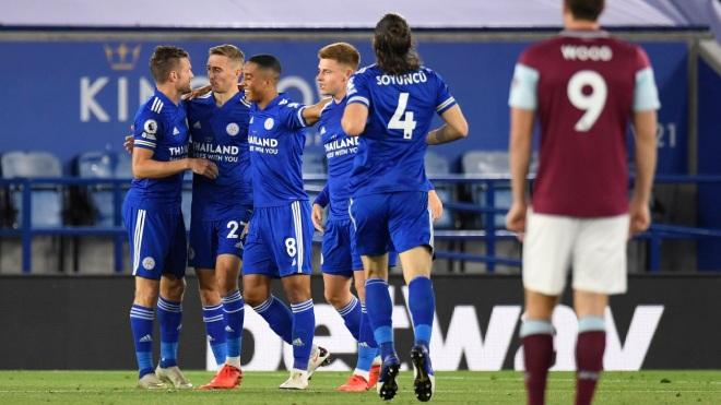 """Video highlight trận Leicester City - Burnley: Chọc giận """"Bầy cáo"""", cái kết đắng ngắt - 1"""