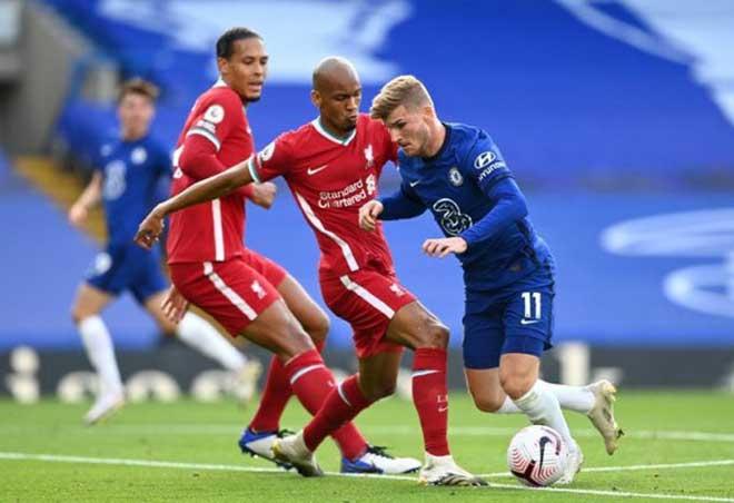 Tân binh Werner 2 trận kiếm 2 penalty, fan Chelsea so sánh với... Morata - 1