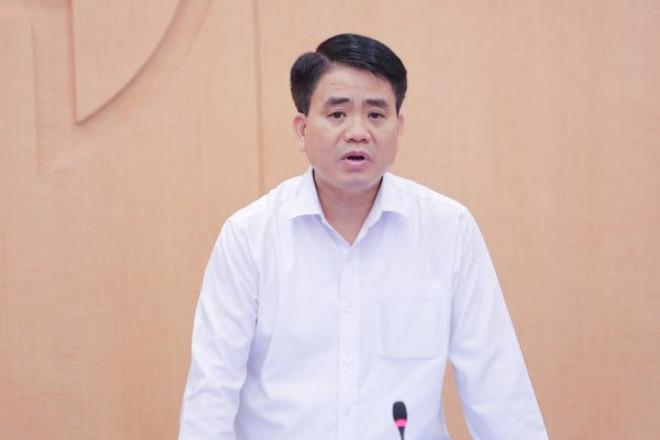Ông Nguyễn Đức Chung sắp bị bãi nhiệm chức Chủ tịch Hà Nội - 1