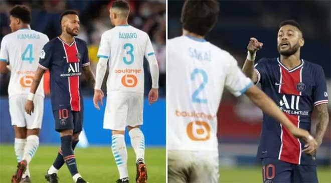 Neymar bị tố lăng mạ đối thủ vụ ẩu đả 5 thẻ đỏ, nguy cơ thêm án phạt mới - 1
